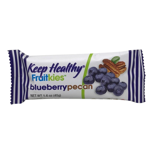 Keep Healthy Fruitkies Blueberry Pecan