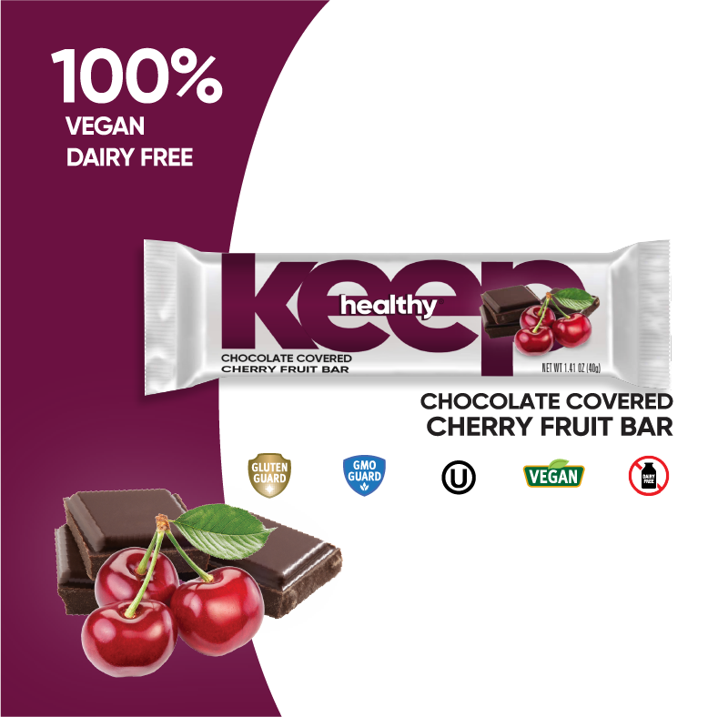 Chocolate Covered Cherry Fruit 16 Bar Box