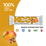 Mango Almond Fruit and Nut Snack 16 Bar Box