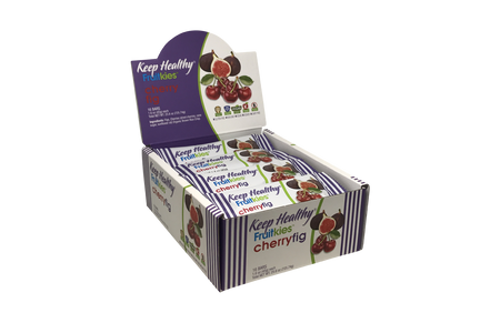 Keep Healthy Fruitkies Cherry Fig Bar