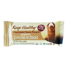 Keep Healthy Organic Protein Chocolate Cherry Crunch Bar