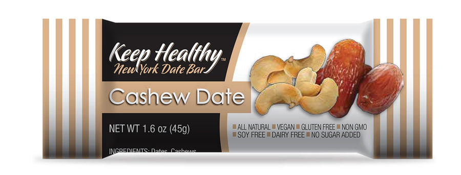 healthy snack original date bar assortment