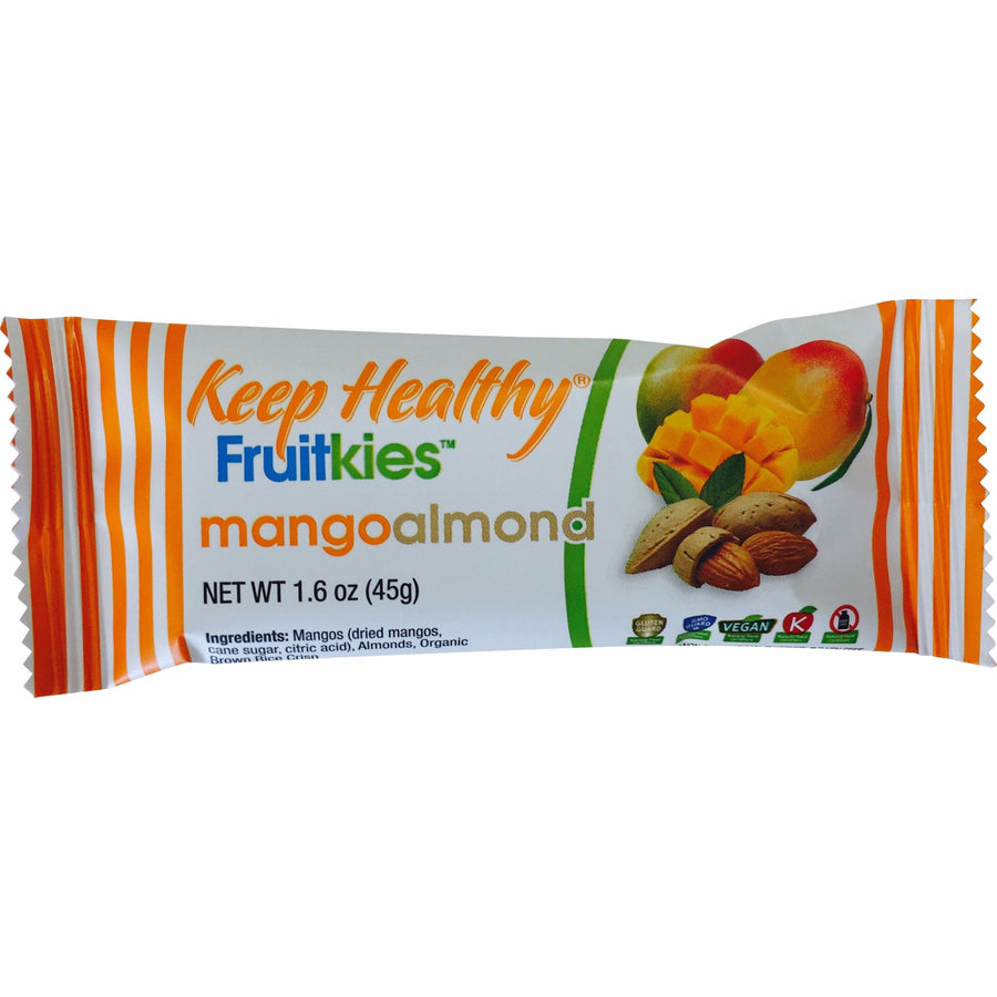 Fruitkies Mango Almond Bar