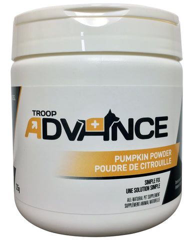 Troop Advance™ Pumpkin Powder 225g