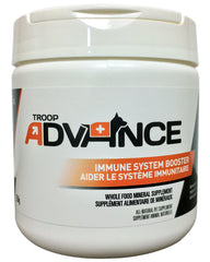 Troop Advance™ Best Natural Supplements for Dogs Immune System Booster 250g Jar