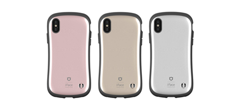 iFace First Class Metallic Color iPhone X