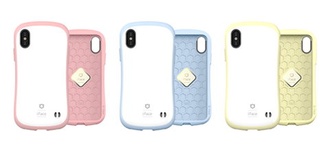 iFace First Class Pastel iPhone X