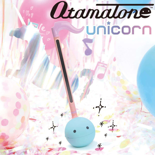 Otamatone Musical Toy (Unicorn) from Maywa Denki - Hamee US