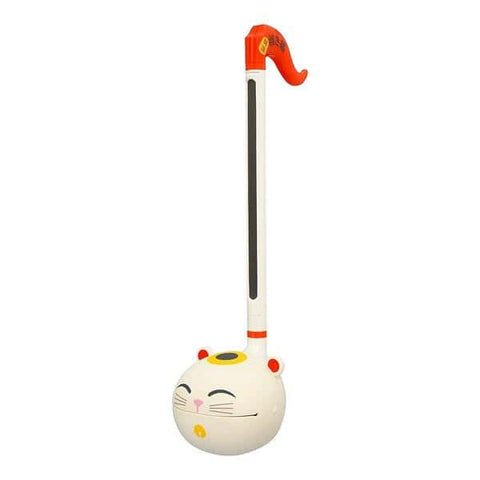 [Musical Toy] Otamatone Japanese Style (Lucky Cat/Manekineko/招き猫) from Maywa Denki