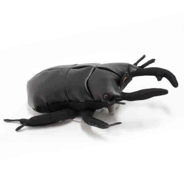 Insects (Giant Stag Beetle) - Stuffed Animal Plush Toy - Hamee.com