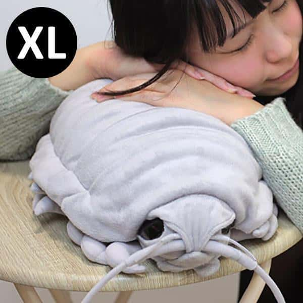 Deep Sea Creatures (Giant Isopod) - Stuffed Animal Plush Toy - Hamee US