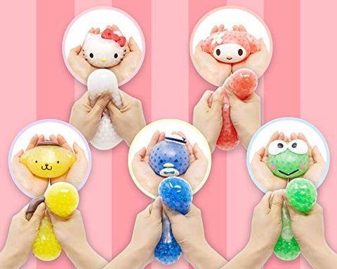 Sanrio Ball Squishy Collector's Set [variant.title] - Hamee.com