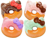 Sanrio Hello Kitty Super Soft Donut Squishy Collector's Set [variant.title] - Hamee.com