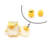 Sanrio Lazy Egg Gudetama Water Egg Squishy Collector's Set - Hamee.com