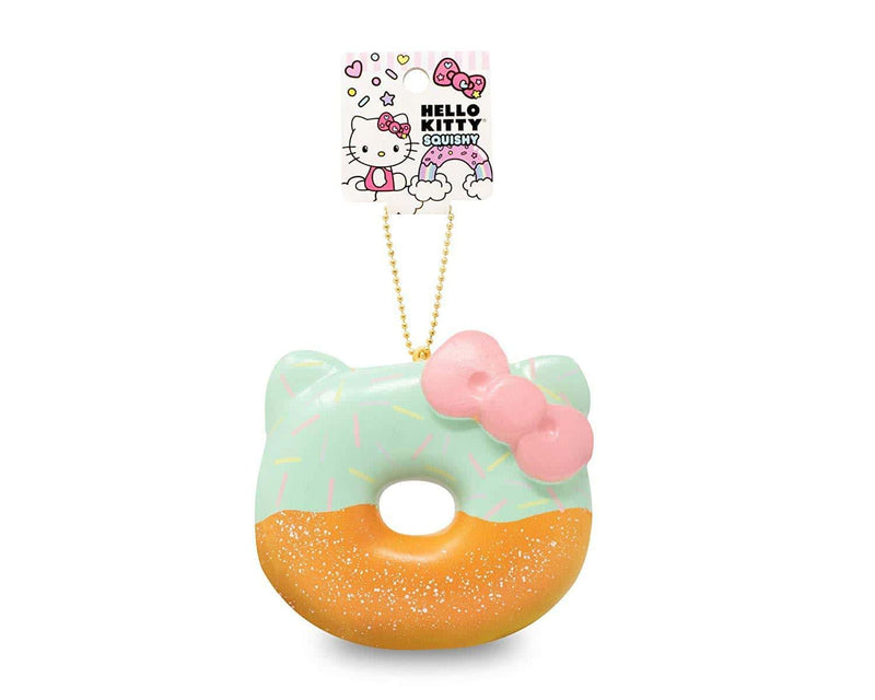 Sanrio Hello Kitty Cute Mint Donut Squishy - Hamee.com - Hamee US