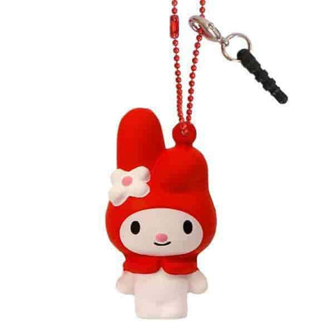 Sanrio My Melody Earphone Jack Cell Charm/Accessory - Hamee.com