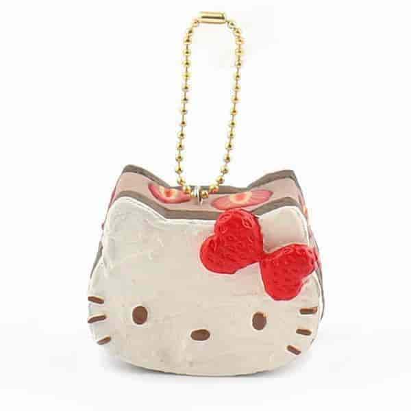 Sanrio Hello Kitty Lovely Sweets Series Shortcake Squishy - Hamee.com - Hamee US