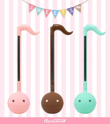 Otamatone Sweets Musical Toy from Maywa Denki [SET] 3 pcs - Hamee.com