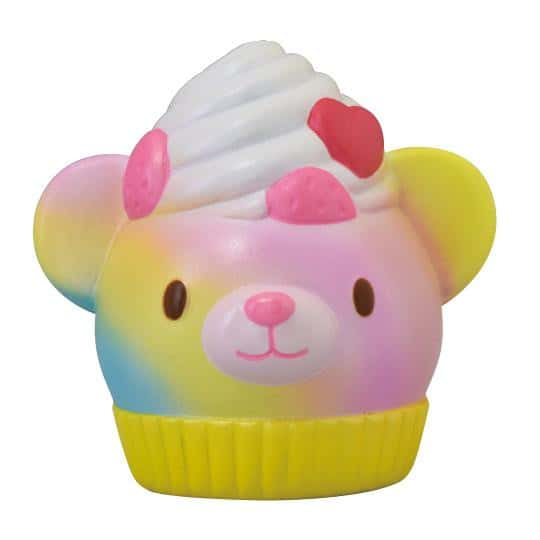 iBloom Squishies Magic Bear Bakery Scented Slow Rising Animal Squishy