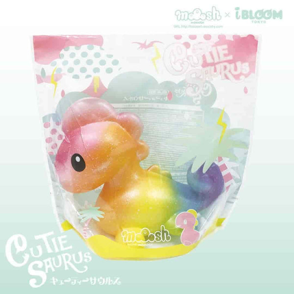 [Genuine] iBloom Cutie Saurus Scented Slow Rising Animal Squishy - Hamee.com