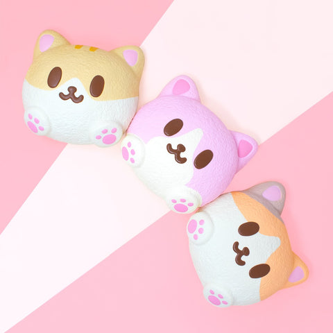 iBloom Mike Pan Cat Squishy Collector's Set [variant.title] - Hamee.com