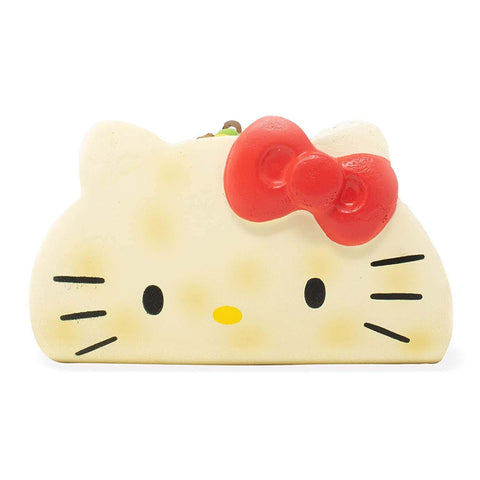 Sanrio Hello Kitty Super-Soft Fast Food Squishy - Taco - Hamee US