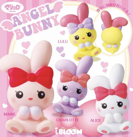 ibloom Squishies Angel Bunny Scented Slow Rising Animal Squishy