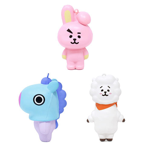 BT21 Full Body Squishy Collector's Set - Hamee.com - Hamee US