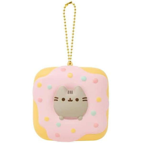 [Genuine] Pusheen Licensed Food Squishy (Donut - Square) - Hamee.com