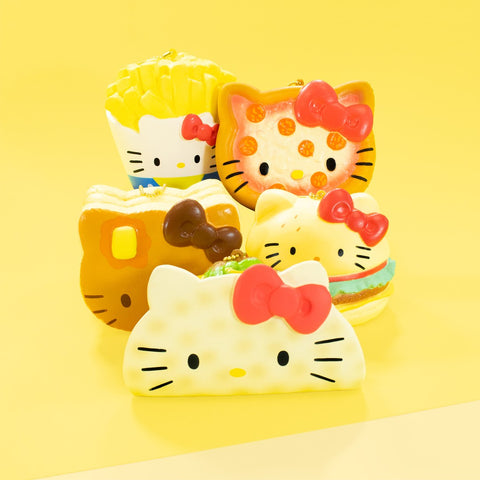 Sanrio Hello Kitty Super-Soft Fast Food Squishy - Hamee.com