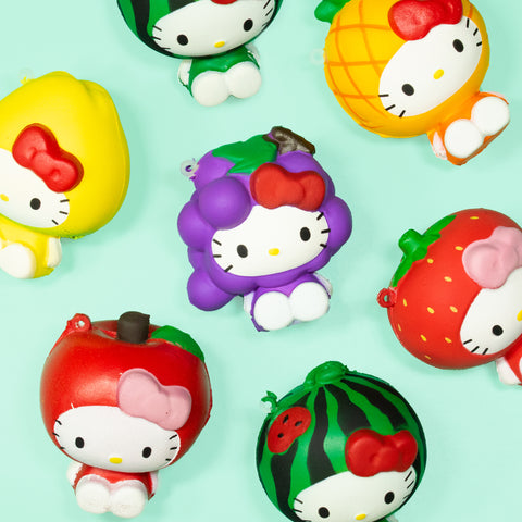 Sanrio Hello Kitty Squishy Fruit Series - Hamee.com