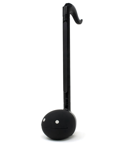 Otamatone Deluxe Musical Toy (Black) from Maywa Denki - Hamee.com
