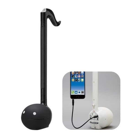 [Musical Toy] Otamatone Techno (Black) from Maywa Denki - Hamee.com