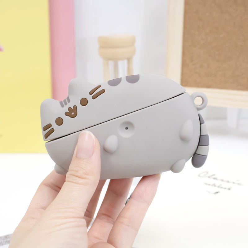 Pusheen AirPods Pro Case (Laying Down) - Hamee.com - Hamee US