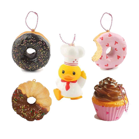 Dessert Squishy Collector's Set - Hamee.com