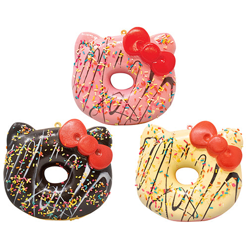 Sanrio Hello Kitty Sprinkle Donut Squishy - Hamee.com - Hamee US