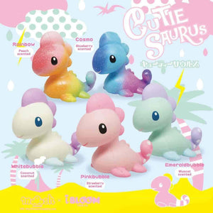 [Genuine] iBloom Cutie Saurus Scented Slow Rising Animal Squishy - Hamee US