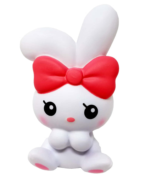[Genuine] iBloom Angel Bunny Scented Slow Rising Animal Squishy - Hamee US