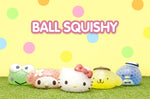 Sanrio Ball Squishy Filled with Water Beads - Hamee.com