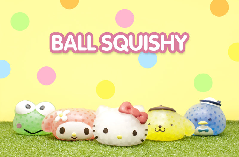 Sanrio Water Beads Ball Squishy - Hamee.com - Hamee US