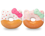 Sanrio Hello Kitty Ice Cream Big Donut Collector's Set - Hamee.com
