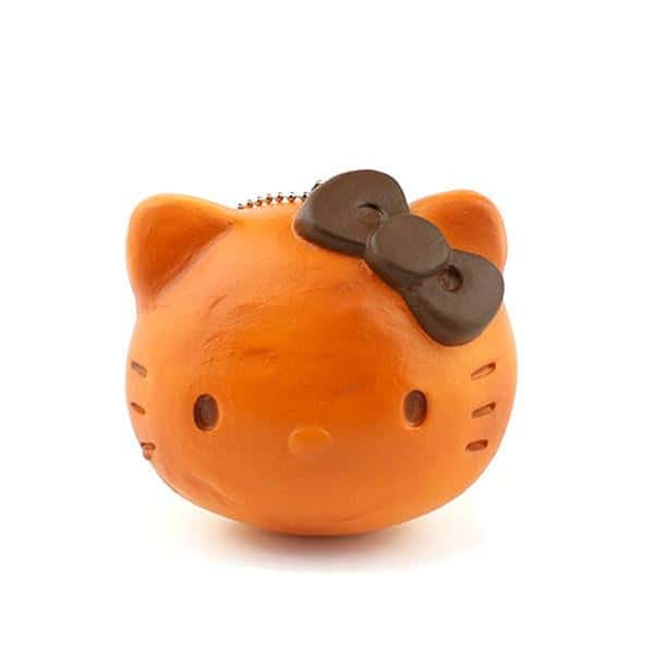 Sanrio Squishy Bread Ball Chain - Hamee US
