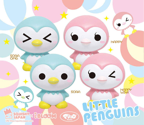 iBloom Little Penguins Squishy - Hamee.com