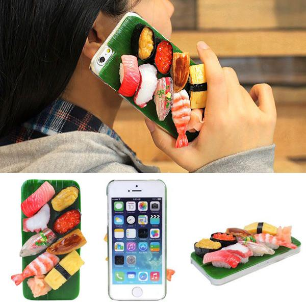 iMeshi Sushi Japanese Food Case (iPhone 5/iPhone 6) - Hamee - 1
