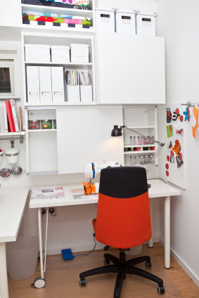 organised office