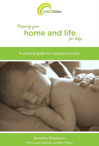 Preparing your home and life for baby – a practical guide for expectant parents