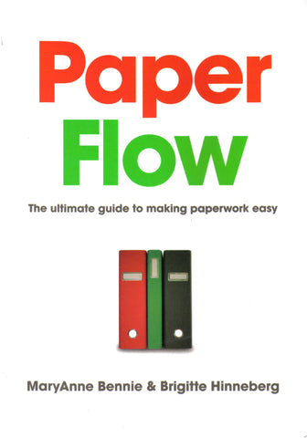 Paper Flow - The ultimate guide to making paperwork easy