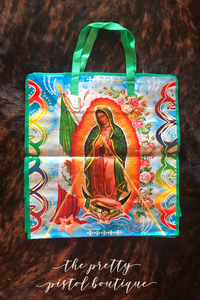 Virgin Mary Reusable Bags
