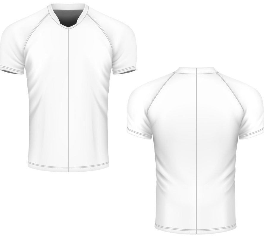 50:50 Shield Jersey - Design Your Own