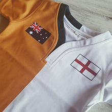 Load image into Gallery viewer, 50:50 Flag Jersey - Australia + England